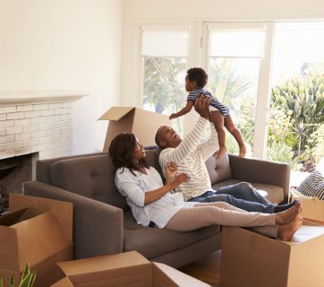 Family Moving In Rental